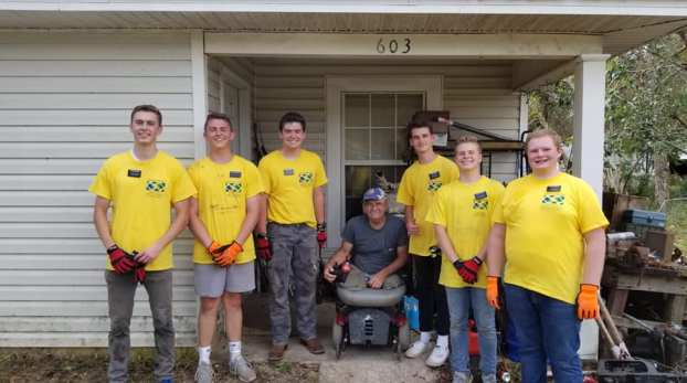 Halloween Andalusia Alabama 2020 Locals start volunteer service in Andalusia   The Andalusia Star